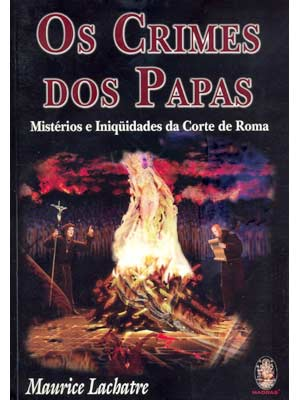 crimes dos papas