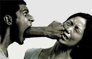 agressão verbal