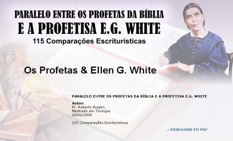 Os Profetas e Ellen White