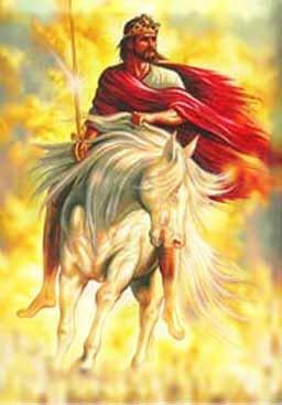 miguel - Miguel é um título do Divino Jesus! O-arcanjo-miguel-e-jesus