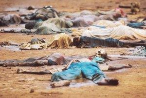 Ruanda Genocidio