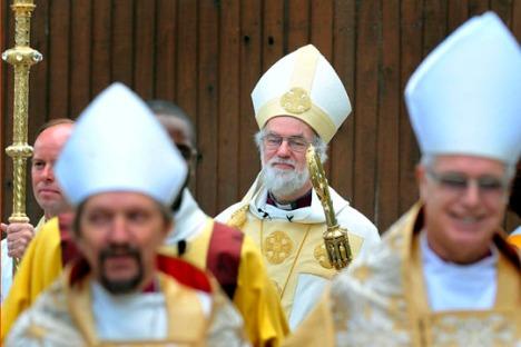 A Lei (Torá) de Deus Anglicanos