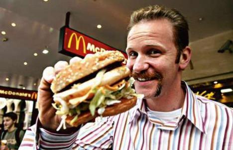 Super Size Me: A Dieta do Palhaço (30 dias de Fast Food) – Assista o Documentário !