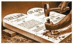 Revelando as profecias e mistérios do livro de Daniel Ataque-a-lei-de-deus