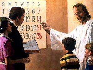 Revelando as profecias e mistérios do livro de Daniel Calendario-de-deus