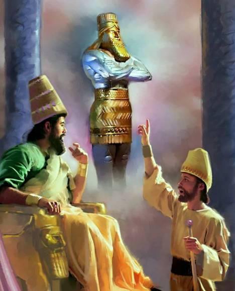 Daniel - Interpretação Historicista do livro de Daniel Estatua