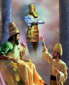 Revelando as profecias e mistérios do livro de Daniel Estatua