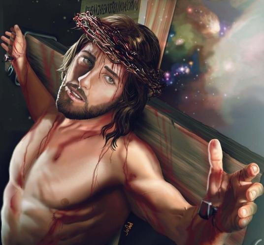 Resultado de imagem para jesus crucificado fotos