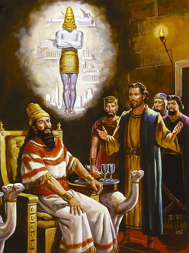 Daniel and King Nebuchadnezzar's Dream