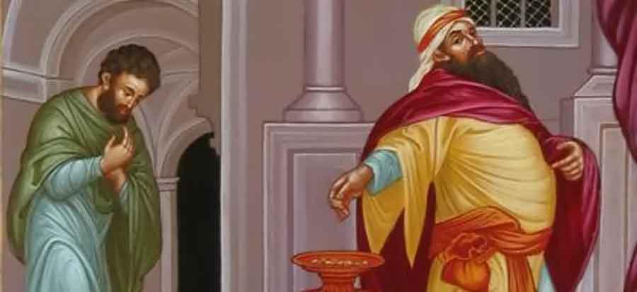 Resultado de imagem para fariseu e o republicano