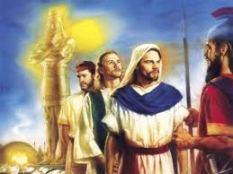 Daniel - Adoração da estátua: Onde estava Daniel? Sadraque-mesaque-abednego
