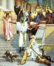parabola - Como interpretar a parábola do rico e Lázaro em Lucas 16:19-31? Parc3a1bola-rico-e-lc3a1zaro