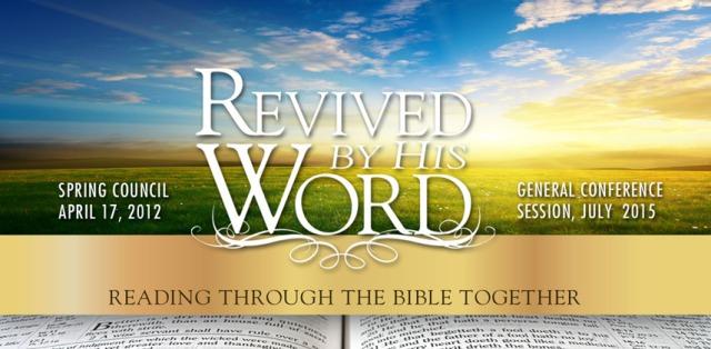 Reavivados por Sua Palavra